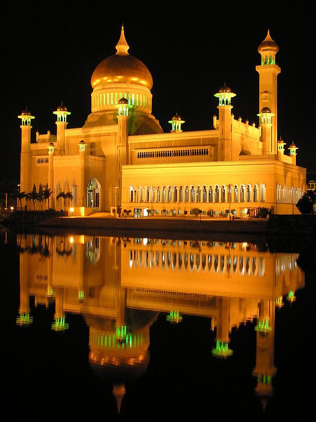 Omar Ali Saifuddien Mosque