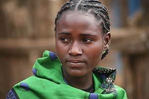 Box braids - Box braids in Ethiopia