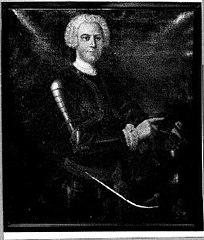 Portret van een man uit de familie Van Heeckeren, mogelijk Assueer van Heeckeren (1699-1767)
