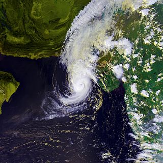 Cyclone Onil North Indian cyclone in 2004