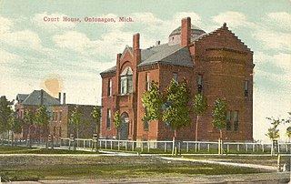 Ontonagon County, Michigan U.S. county in Michigan
