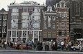 Ontruiming gekraakte flats Prins Hendrikkade Amsterdam door Mobiele Eenheid dr, Bestanddeelnr 253-8287.jpg