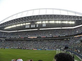MLS Cup - Held at Seattle's CenturyLink Field (then Qwest Field), Real Salt Lake defeated L.A. Galaxy in MLS Cup 2009 to win their first championship.