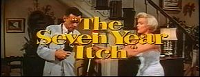alt=Description de l'image Opening title from The Seven Year Itch trailer.jpg.