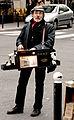 Organ grinder, Paris 2 January 2010.jpg