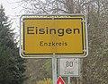 Ortsschild Eisingen DIN-Breitschrift.jpg