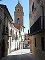 Osso de Cinca - Calle Mayor - Iglesia de Santa Margarita.jpg