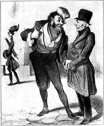 Oude Kunst vol 002 no 002 p 054 Agent d'affaires by Daumier.jpg