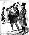 Oude Kunst vol 002 no 002 p 054 Agent d'affaires by Daumier.jpg
