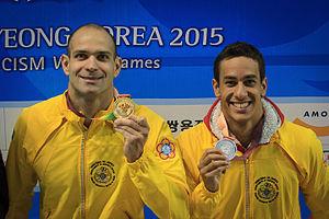 Nicholas Santos - Nicholas Santos and Henrique Martins, 2015