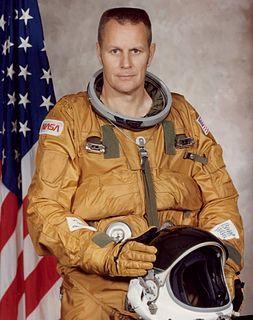 Robert F. Overmyer American test pilot and astronaut