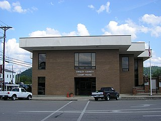 Owsley County, Kentucky County in the United States