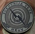 Oznaka Pukovnija veze HKoV 080810 12.jpg