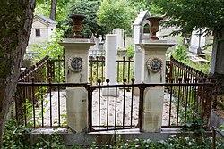 Tomb of Hailig and Thomassaint