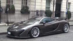 9. McLaren P1 (2.6 seconds)