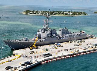 USS <i>Spruance</i> (DDG-111)