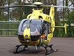 PH-MAA ANWB Medical Air Assistance Eurocopter EC135 at Hoofddorp pic 7.JPG