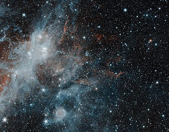 Supernova remnant - Image: PIA22564 Supernova Remnant HBH3 20180802