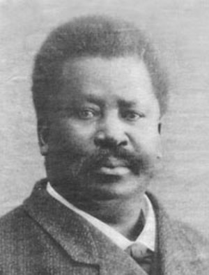 Black British - Pablo Fanque, celebrated circus owner and performer in Victorian Britain