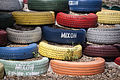 Painted tires2 (8599747910).jpg