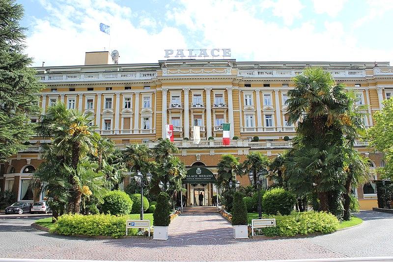 Hotel Palace Meran