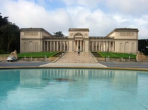 Culture of San Francisco - Palace of the Legion of Honor
