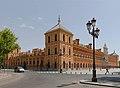 Palacio san Telmo profile Seville Spain.jpg