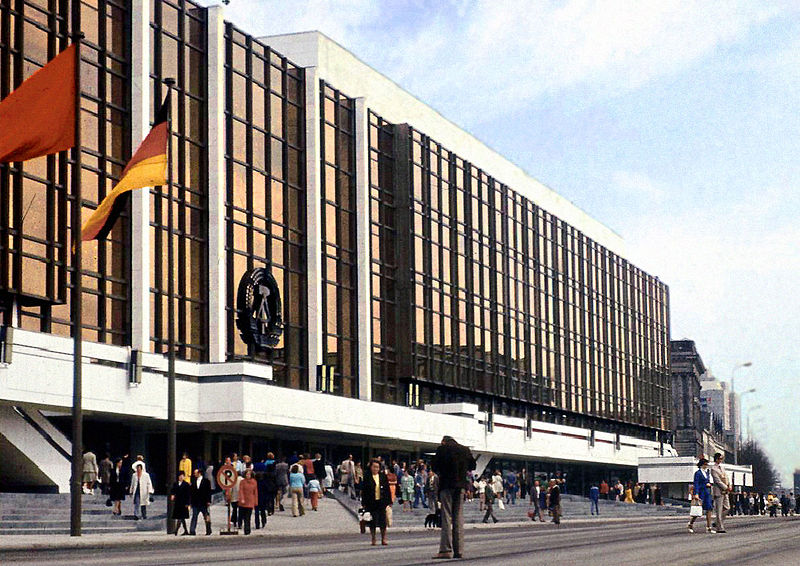 Palast der Republic