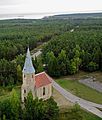 Paluküla kirik. Vaade ülevalt.jpg