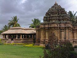 पंचलिंगेश्वर मंदिर, हूली