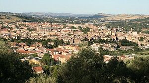 Tolentino - Image: Panorama Tolentino