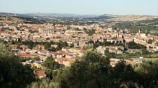 Tolentino Comune in Marche, Italy