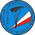 Parachuting section wawel.jpg
