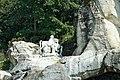 Parc de Versailles, bosquet des Bains-d'Apollon, Chevaux au soleil, Gaspard et Balthazar Marsy 02.jpg