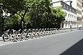 Paris 6e Rue de Condé Station Vélib' 796.jpg