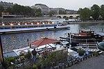 Paris 75006 Quai de Conti riverside 20080000 Bateau Mouche.jpg