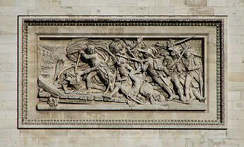 Paris Arc de Triomphe 05