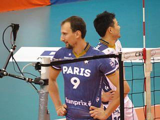 Kamil Baránek Czech volleyball player