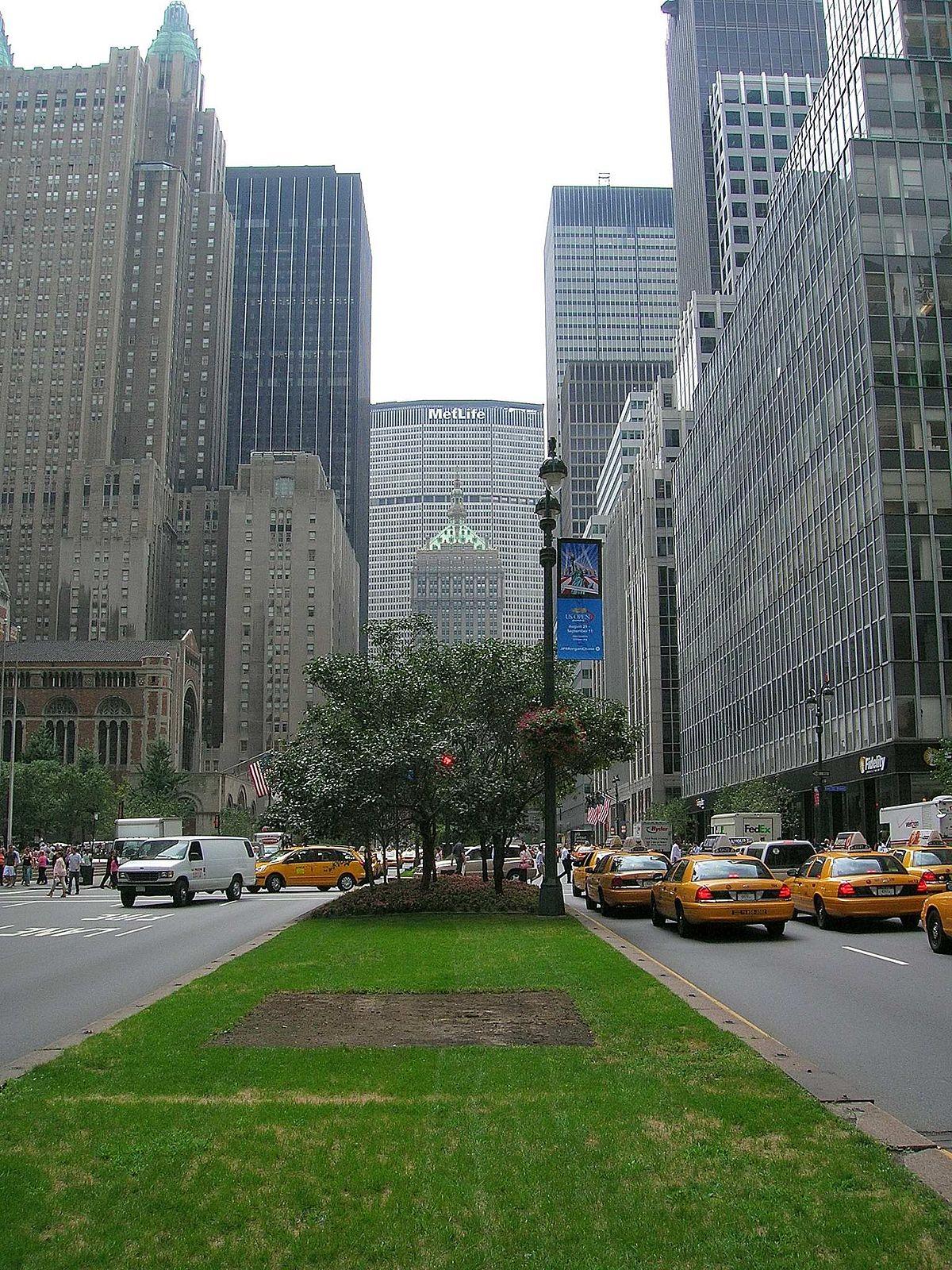 Park Avenue Manhattan Wikipedia