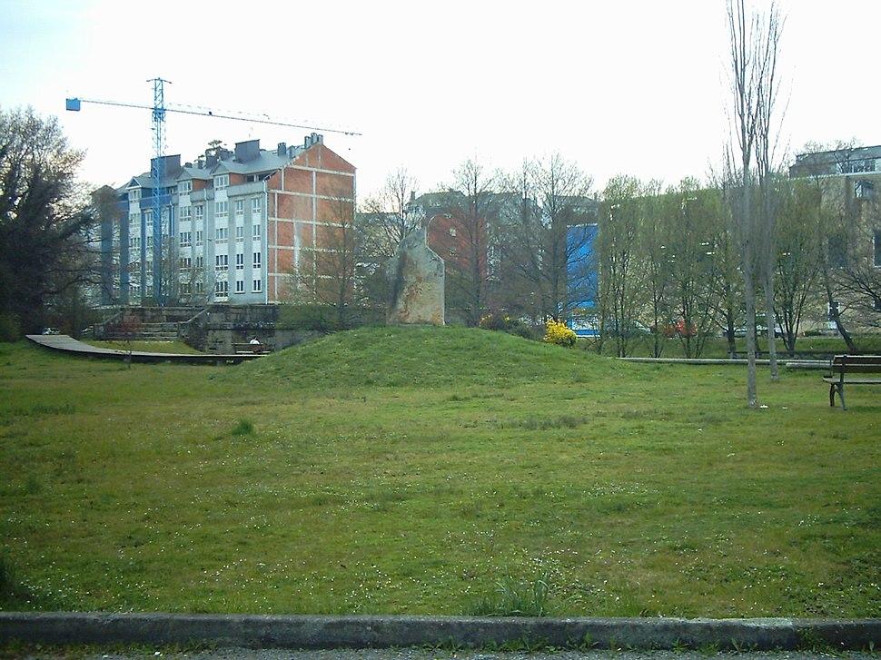 Vista xeral do parque en 2007