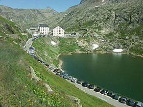 Image illustrative de l'article Col du Grand-Saint-Bernard