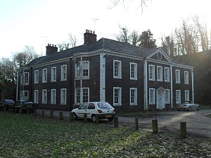 Grade II* listed buildings in Brighton and Hove - Image: Patcham Place, Old London Road, Patcham (Io E Code 482049)