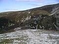 Path between Carn Liath and Braigh Coire Chruinn-bhalgain 2 - geograph.org.uk - 21061.jpg