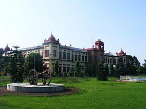 Patna Museum - Image: Patnamuseum 1