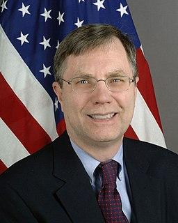 American diplomat