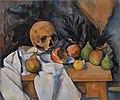 Paul Cézanne - Still Life with Skull (Nature morte au crâne) - BF329 - Barnes Foundation.jpg