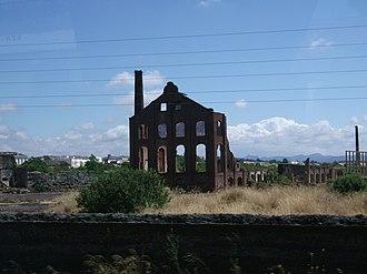 Peñarroya-Pueblonuevo - Image: Peñarroya minería