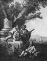 Peasants Making Music (Paolo Monaldi) - Nationalmuseum - 17056.tif