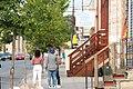 Pedestrians on Quail Street in Albany, New York.jpg