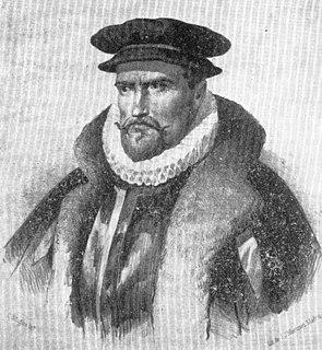 Pedro Fernandes de Queirós Portuguese explorer